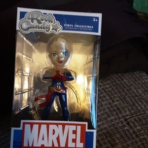 BNIB ROCK CANDY CAPTAIN MARVEL